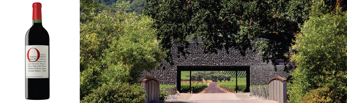 Dominus Estate, Napa Valley